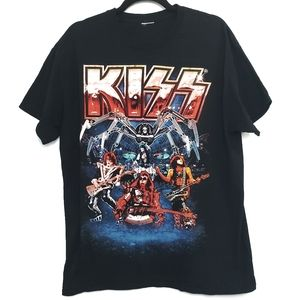 Other - Kiss Monster Tour 2013 Graphic Concert Tee